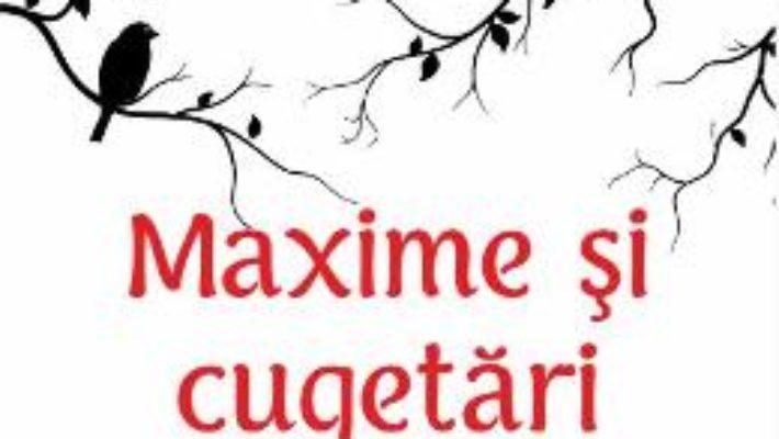 Cartea Maxime si cugetari aghiorite – Pr. Dionisios Tambakis (download, pret, reducere)