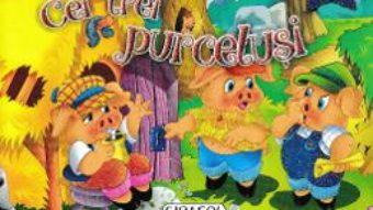 Cartea Cei trei purcelusi. Pop-up (download, pret, reducere)