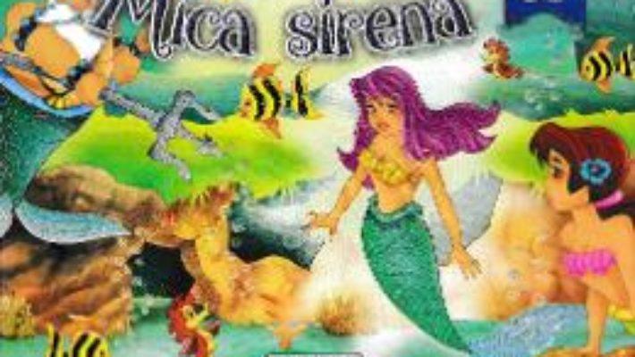 Cartea Mica sirena. Pop-up (download, pret, reducere)