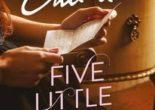 Cartea Five Little Pigs – Agatha Christie (download, pret, reducere)