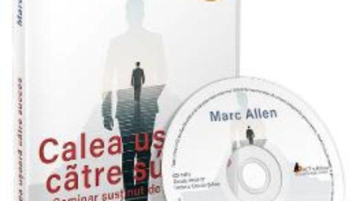 Cartea Audiobook. Calea usoara catre succes – Marc Allen (download, pret, reducere)