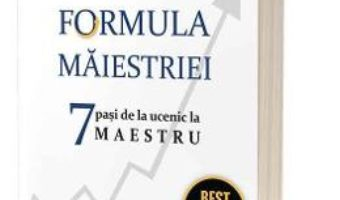 Cartea Formula maiestriei – Andy Szekely (download, pret, reducere)