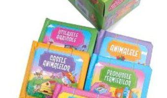 Cartea Primele mele carti despre ferma – cutie 5 carti (download, pret, reducere)