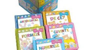 Cartea Primele mele carti educative – cutie 5 carti (download, pret, reducere)