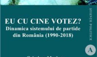 Cartea Eu cu cine votez? – Cristina Matiuta (download, pret, reducere)