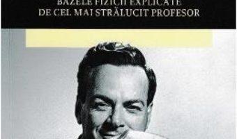 Cartea Sase lectii usoare – Richard P. Feynman (download, pret, reducere)