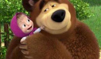 Cartea Masha si Ursul. Reteta pentru dezastru. Povesti si jocuri (download, pret, reducere)
