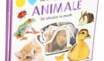 Cartea Sa invatam despre animale. Set educativ cu puzzle – Holly Price, Ellie Boultwood (download, pret, reducere)