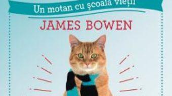 Cartea Carticica lui Bob, un motan cu scoala vietii – James Bowen (download, pret, reducere)
