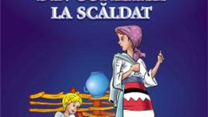 Cartea Amintiri din copilarie: La scaldat. Carte de colorat cu povesti (download, pret, reducere)