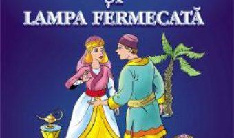 Cartea Aladin si lampa fermecata. Carte de colorat cu povesti (download, pret, reducere)
