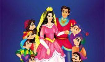 Cartea Alba ca Zapada. Carte de colorat cu povesti (download, pret, reducere)