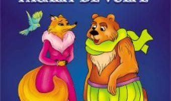 Cartea Ursul pacalit de vulpe. Carte de colorat cu povesti (download, pret, reducere)