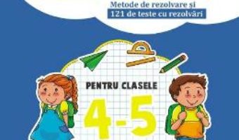 Cartea Probleme de aritmetica pentru performanta – Clasele 4-5 – Adrian Zanoschi (download, pret, reducere)
