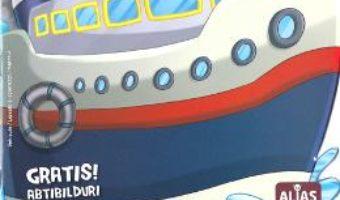 Cartea Vaporul. Abtibilduri colorate (download, pret, reducere)