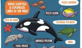 Cartea Sub mari – Micii exploratori (download, pret, reducere)
