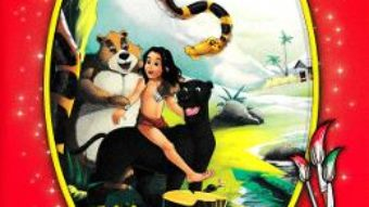 Cartea Cartea junglei – Citim si coloram (download, pret, reducere)