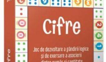 Cartea Cifre. Domino 3-5 ani (download, pret, reducere)