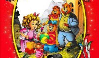 Cartea Bucle aurii – Citim si coloram (download, pret, reducere)