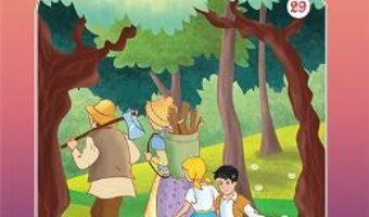 Cartea Hansel si gretel. Povestile copilariei – Carte de colorat (download, pret, reducere)