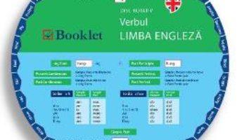 Cartea Disc rotativ. Verbul. Limba engleza (download, pret, reducere)