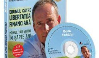 Cartea Audiobook. Drumul catre libertatea financiara – Bodo Schafer (download, pret, reducere)