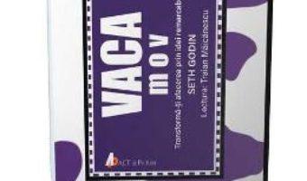 Cartea Audiobook. Vaca mov – Seth Godin (download, pret, reducere)
