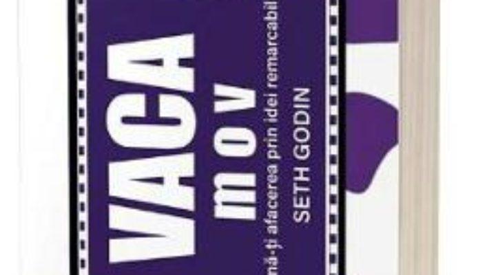 Cartea Vaca mov – Seth Godin (download, pret, reducere)