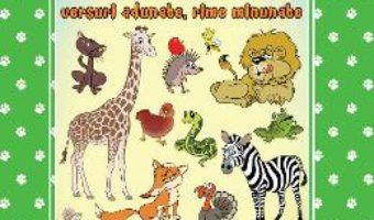 Cartea Animale – versuri adunate, rime minunate – Izabela Constantin (download, pret, reducere)
