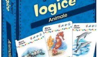Cartea Jocuri logice – Animale (download, pret, reducere)