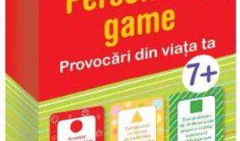 Cartea Personality Game – Georgeta Panisoara (download, pret, reducere)