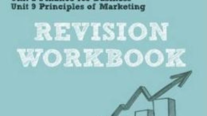 Cartea BTEC First in Business Revision Workbook (download, pret, reducere)