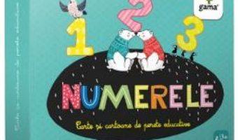 Cartea Numerele – Cartoane de perete educative si decorative (download, pret, reducere)