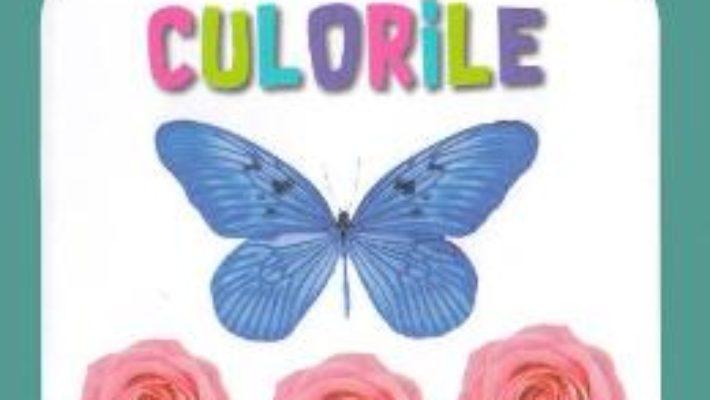 Cartea Culorile – Bebe cunoaste (download, pret, reducere)