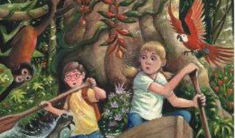 Cartea Portalul magic 6: Aventuri in jungla Amazonului – Mary Pope Osborne (download, pret, reducere)