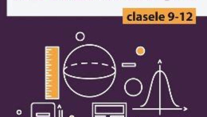 Cartea Memorator matematica – Clasele 9-12 – Daniel Vladucu, Marta Kasa (download, pret, reducere)