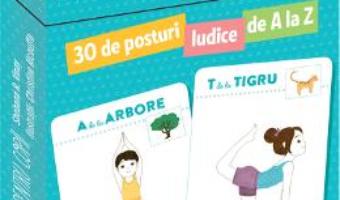 Cartea Exercitii yoga pentru copii – Shobana R. Vinay (download, pret, reducere)