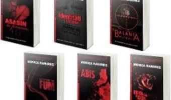 Cartea Seria Alina Marinescu. Pachet 6 volume – Monica Ramirez (download, pret, reducere)