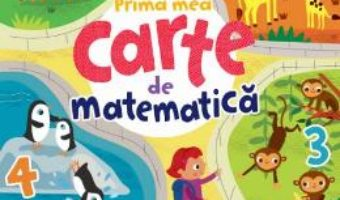 Cartea Prima mea carte de matematica – Amanda Enright (download, pret, reducere)