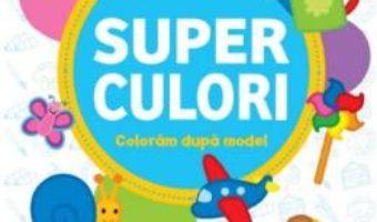Cartea Superculori. Coloram dupa model 2+ (download, pret, reducere)