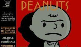 Cartea Integrala Peanuts. Vol.1: 1950-1952 – Charles M. Schulz (download, pret, reducere)