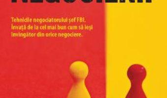 Cartea Arta negocierii – Chris Voss, Tahl Raz (download, pret, reducere)
