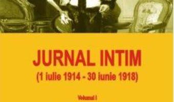 Cartea Jurnal intim Vol.1 – Tarul Nicolae al II-lea al Rusiei (download, pret, reducere)
