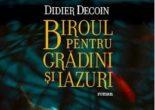 Cartea Biroul pentru Gradini si Iazuri – Didier Decoin (download, pret, reducere)