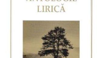 Cartea Antologie lirica – Adonis (download, pret, reducere)