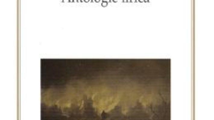 Cartea Antologie lirica vol.1 – Mahmoud Darwish (download, pret, reducere)