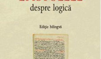 Cartea Epistolele despre logica – Fratii Puritatii (download, pret, reducere)