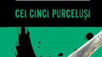 Cartea Cei cinci purcelusi – Agatha Christie (download, pret, reducere)