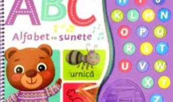 Cartea Scrie si sterge. ABC Alfabet cu sunete (download, pret, reducere)