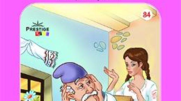 Cartea Fata babei si fata mosneagului. Povestile copilariei – Carte de colorat (download, pret, reducere)